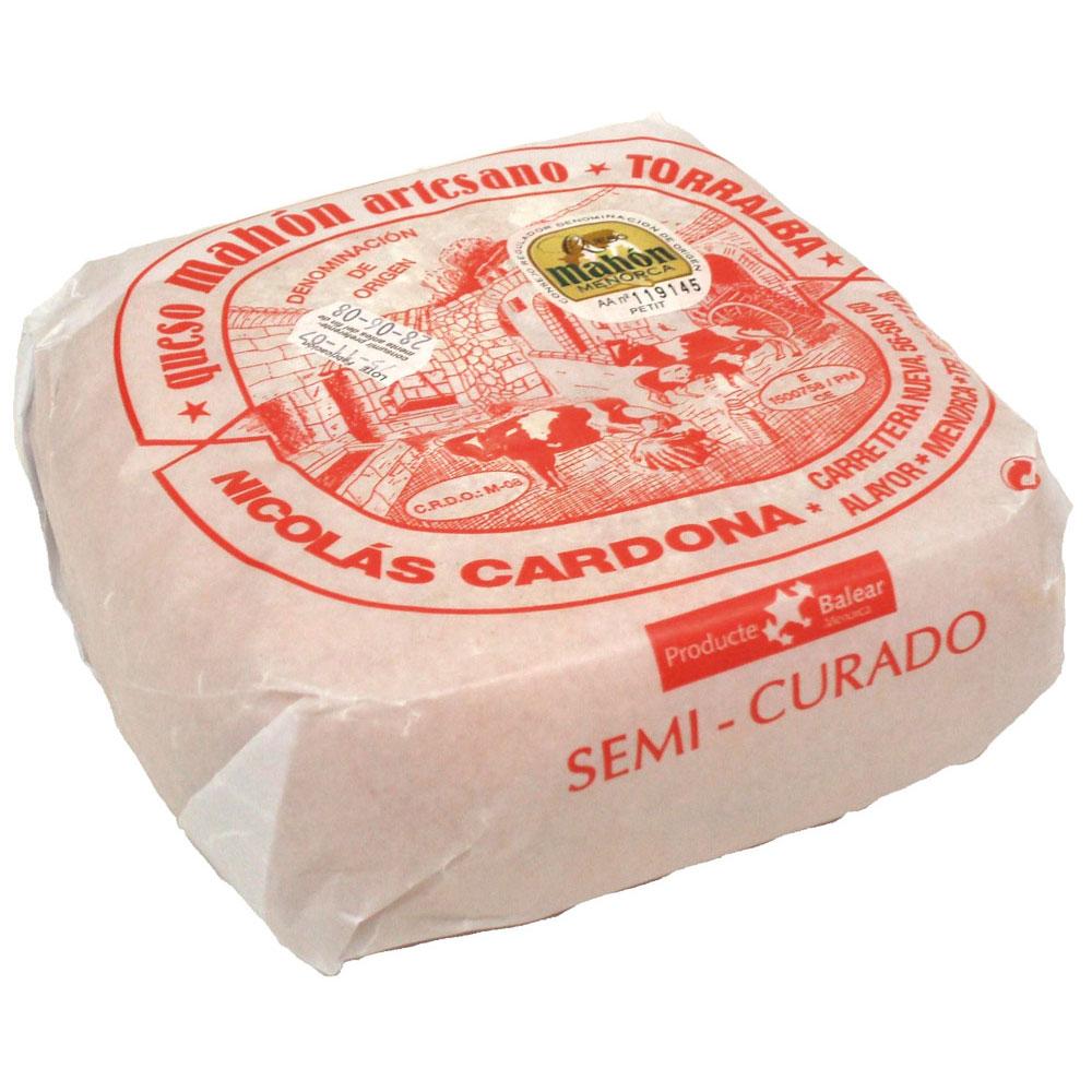 1262 Maó-Mahón semi Cardona