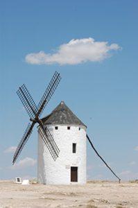 Molino Quijote sxc.hu