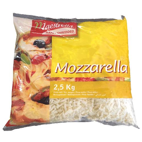 4501 Mozzarella julienne