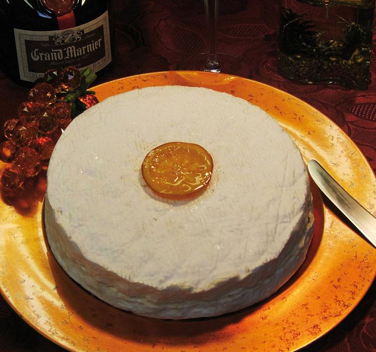 7010 Brie Grand Marnier