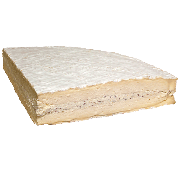 7016 Brie Meaux moutarde 1/4