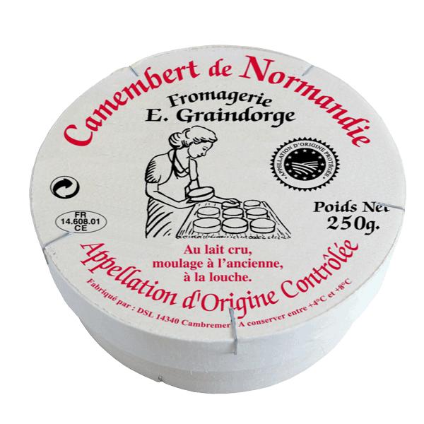 7998 Camembert Graidorge