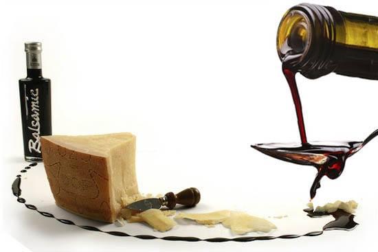 Parmigiano e balsamico